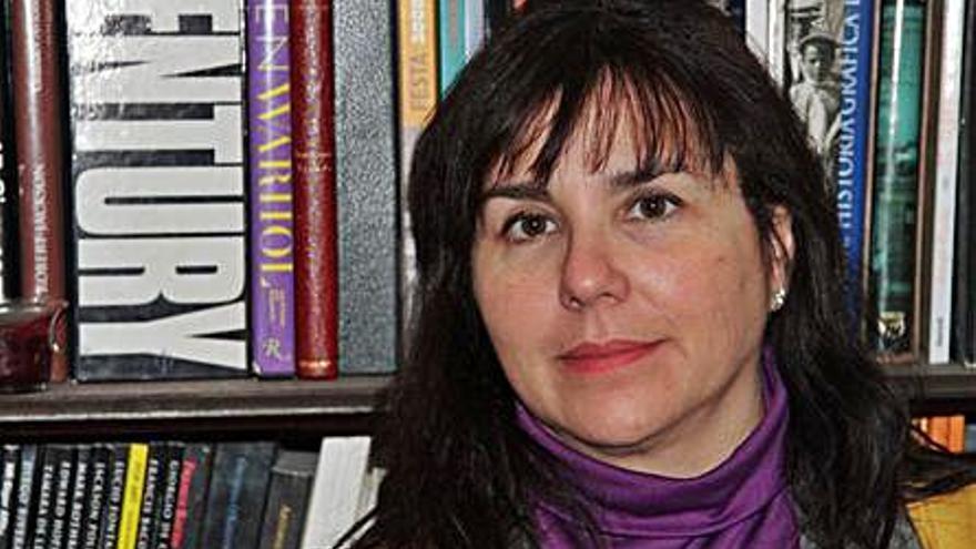 Natalia Molinós presenta hoy su  libro de relatos de ciencia ficción