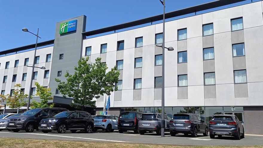 OK Mobility traslada su oficina de Bilbao al hotel Holiday Inn Express para dar respuesta al aumento de las reservas