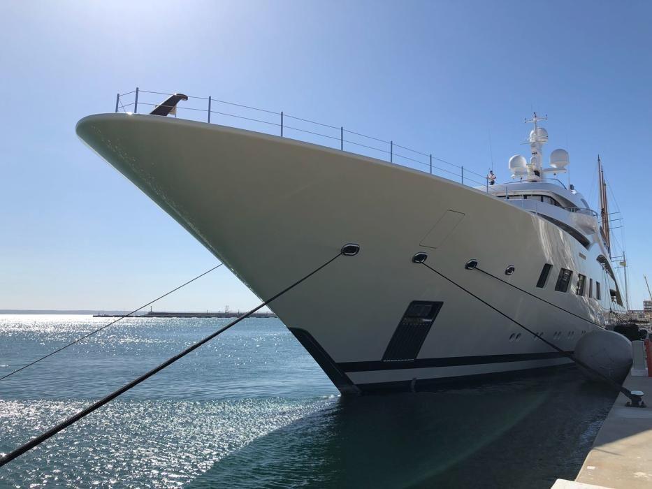 Yacht Ace Palma Mallorca