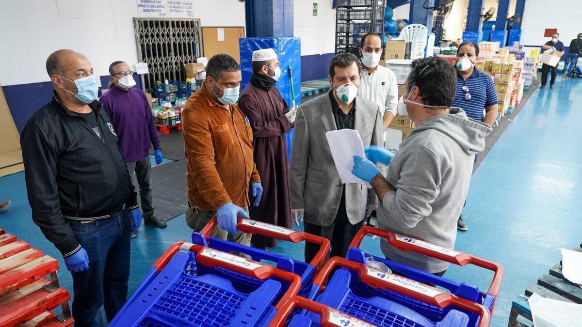 Las comunidades islámicas de Cartagena colaboran con el Ayuntamiento