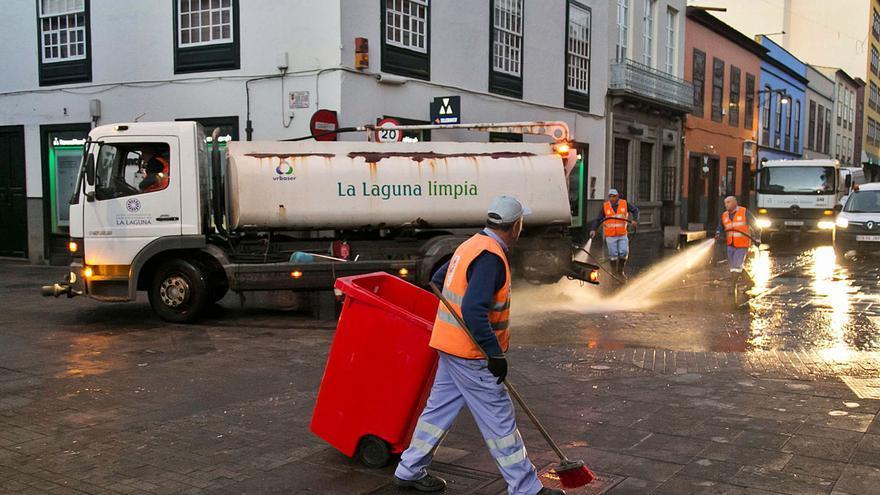 La Laguna pagará 447.000 euros a Urbaser al revisar precios