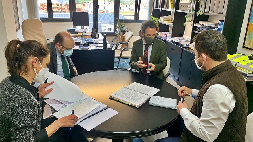 Perpetuar para siempre la ampliación de las terrazas de Oviedo, prioridad de la nueva ordenanza que prepara Urbanismo