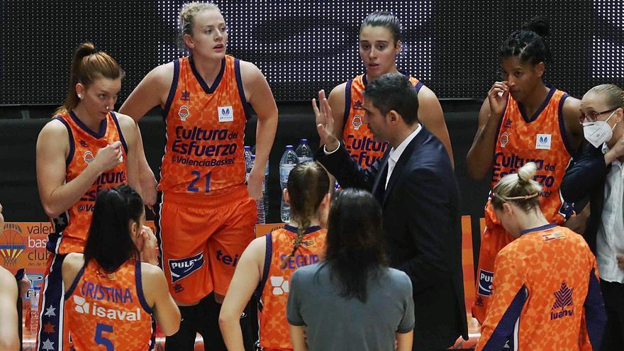 El virus aísla al Valencia Basket femenino