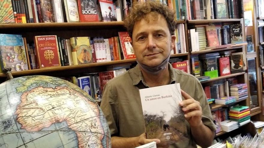 Novela malagueña en el corazón de África