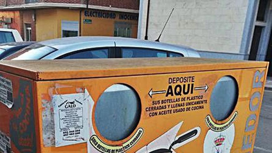 Medio Ambiente saca a licitación el servicio de recogida de aceite doméstico
