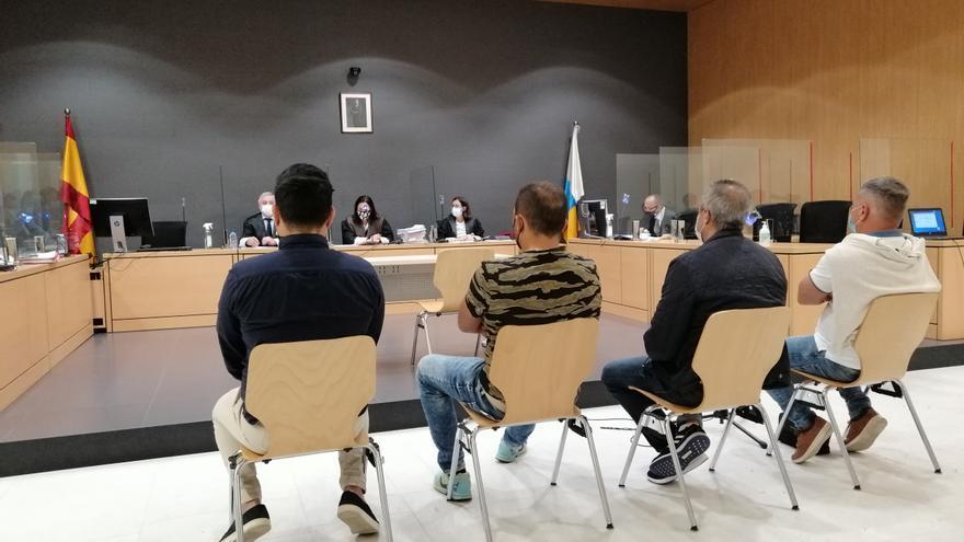 Piden hasta ocho años de cárcel a cuatro personas por falsificar moneda en Las Palmas