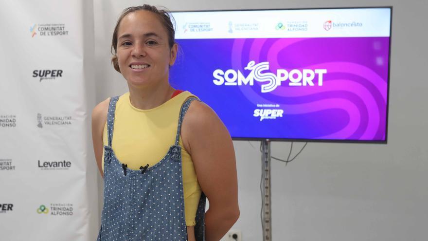 Laura Gómez, exyudoca y entrenadora de dos olímpicas: Julia Figueroa y Ana Pérez