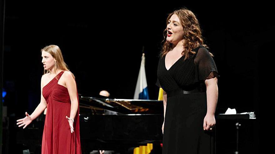 Adeje acoge un recital lírico a cargo  de los cantantes de Opera (e)Studio