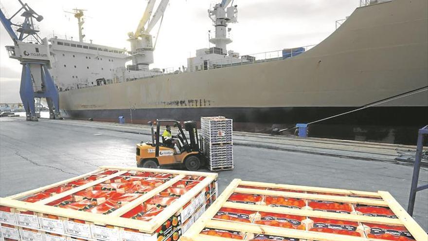 La exportación enfila el despegue hacia el sudeste asiático en enero