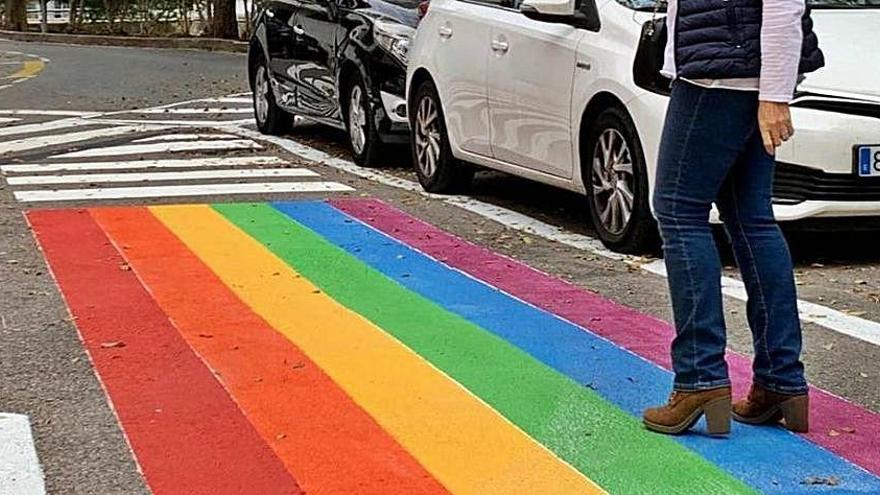 Orgull Símbols urbans de la lluita LGTBI