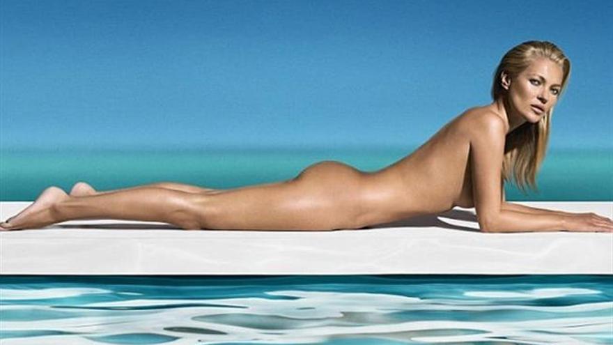 El truco de Kate Moss contra la celulitis: nitrógeno a -180ºC