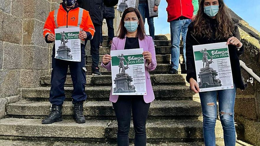 "Betanzos organiza una carrera solidaria ""virtual"" a beneficio de Cruz Roja"