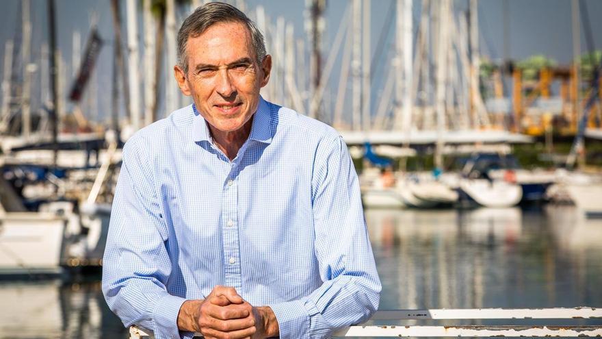 Pepe Martínez David anuncia su precandidatura a presidir la Real Federación Española de Vela