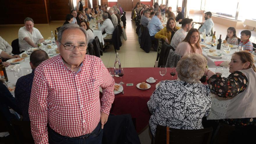 Fallece Faustino Laya, histórico socialista y concejal en el primer gobierno de la democracia de Vilagarcía