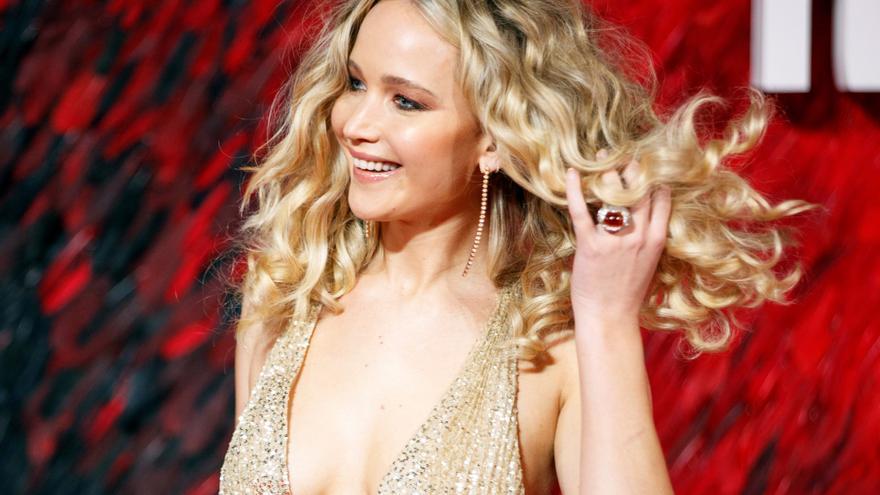 Jennifer Lawrence espera su primer hijo