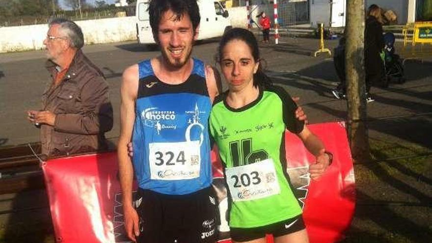 Récord en los 10 Kilómetros del Cabo Vidio, con 500 corredores