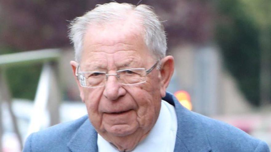 Muere por coronavirus el exconselleiro Dositeo Rodríguez a los 84 años