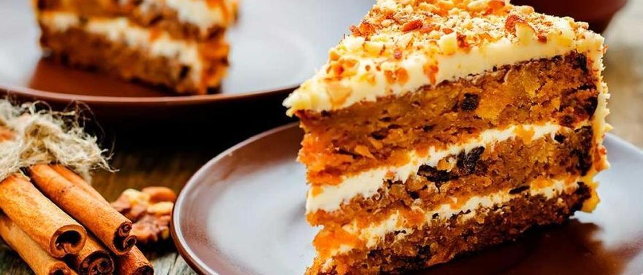 Tarta de zanahoria al microondas en menos de cinco minutos: sorprende a todos con esta sencilla receta