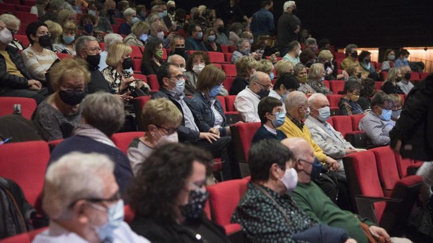 Concert de Manel Camp al teatre Kursaal de Manresa aquest dissabte