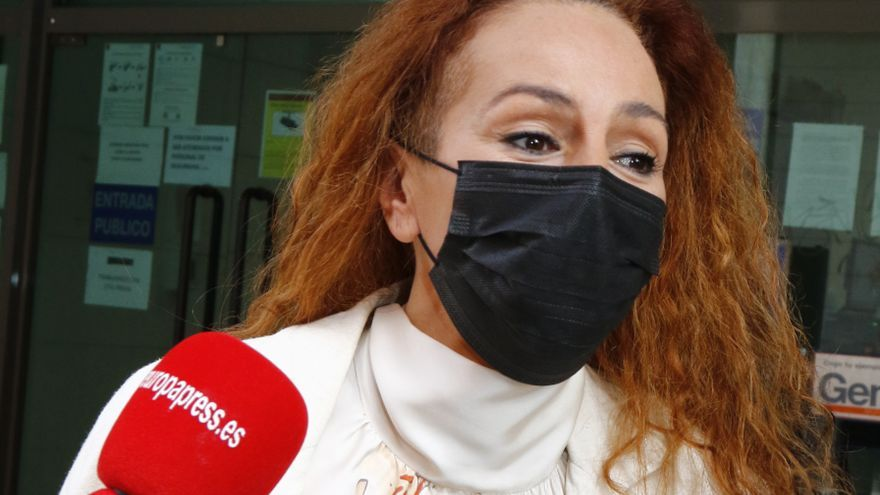 La jutge ordena esbrinar el patrimoni de Rocío Carrasco
