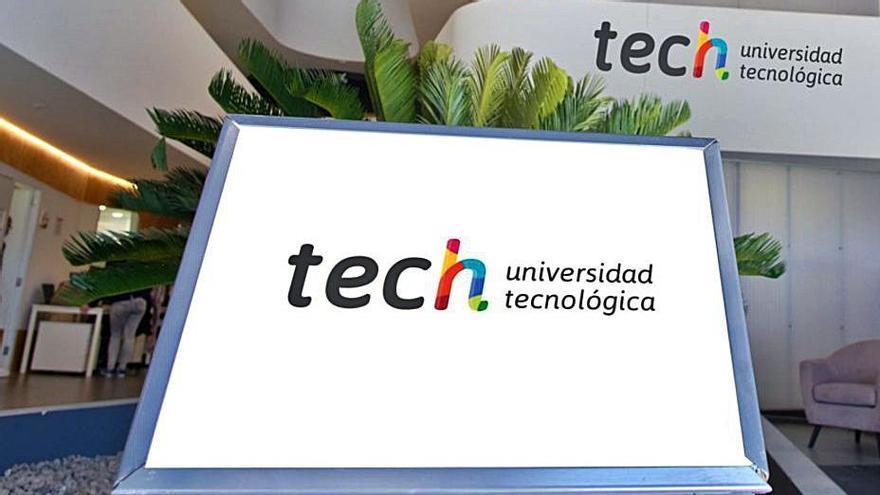 Sede de TECH Universidad Tecnológica en Santa Cruz de Tenerife.