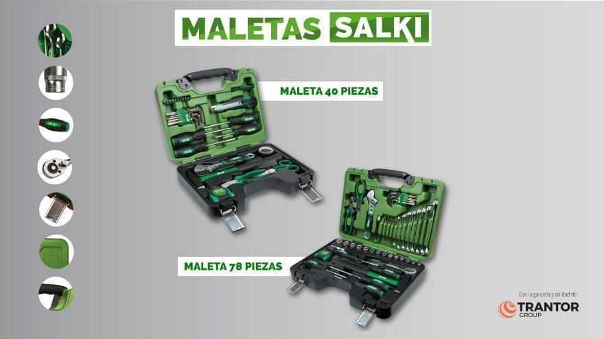 La maleta de herramientas que tiene todo lo que tú necesitas
