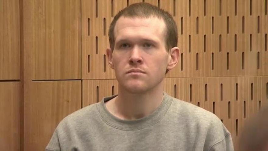 El autor de la matanza de 51 musulmanes en N. Zelanda, condenado a cadena perpetua