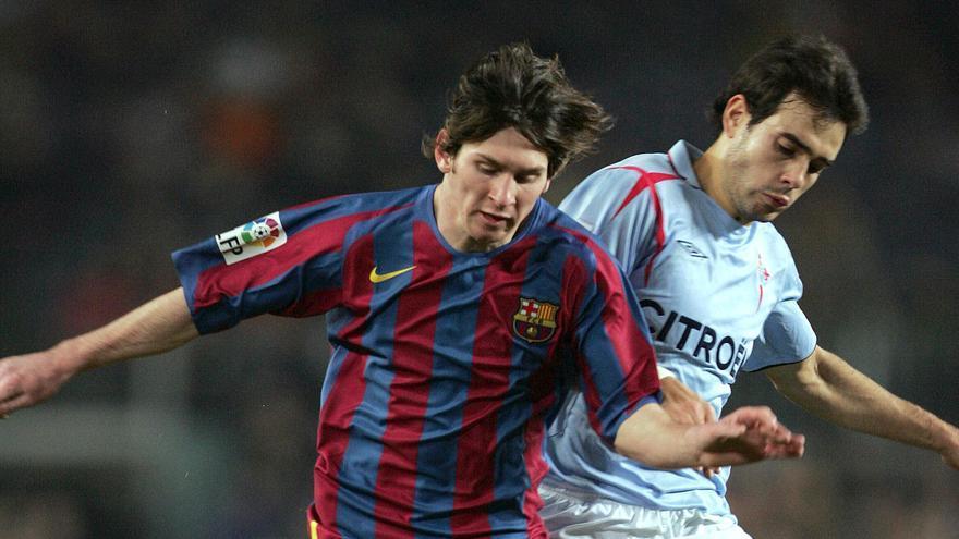 Leo Messi contra el Celta: 15 años de luces y sombras