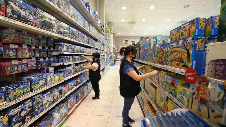 Castellón ya mueve más ofertas de empleo para esta Navidad