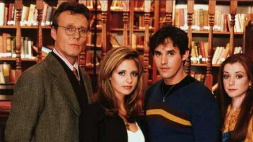 Los diez momentos más impactantes de 'Buffy Cazavampiros'
