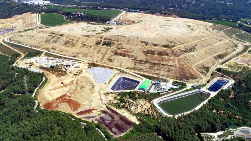 El dipòsit controlat de Can Mata produirà biometà a partir del gas que es genera a l'abocador