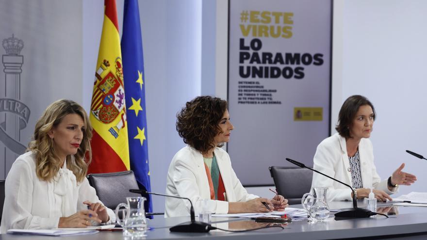 """El Gobierno ve """"prioritario"""" formar gobierno en Cataluña y evitar otras elecciones"""