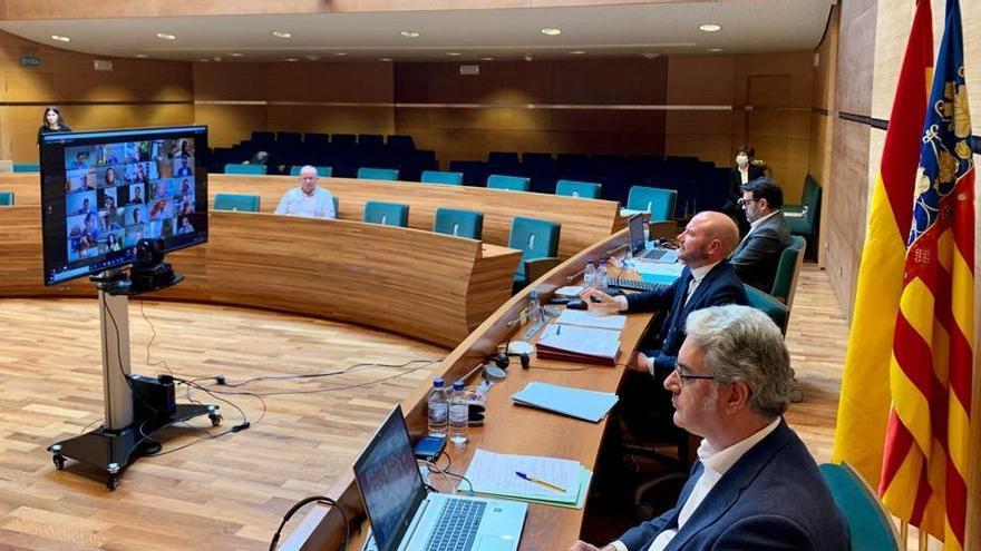 L'Horta recibirá 11,7 millones extra de la Diputació para hacer frente a la pandemia