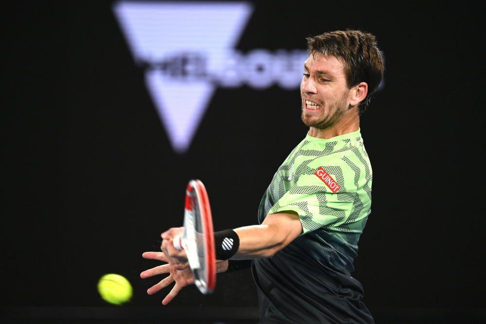 Open de Australia: Nadal - Norrie