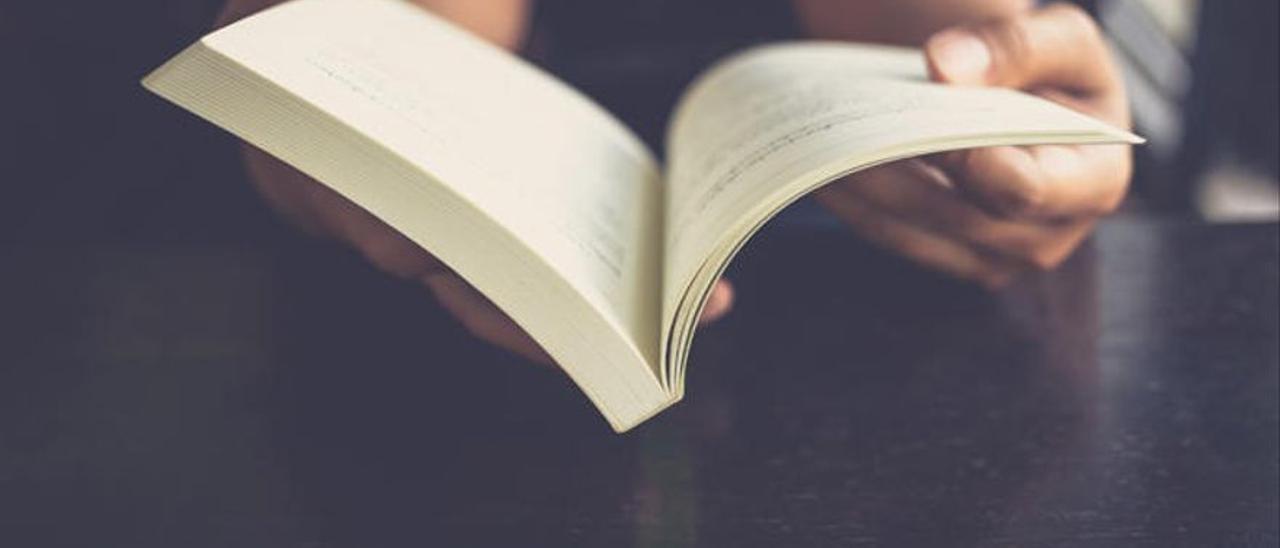Imagen de archivo de un libro.