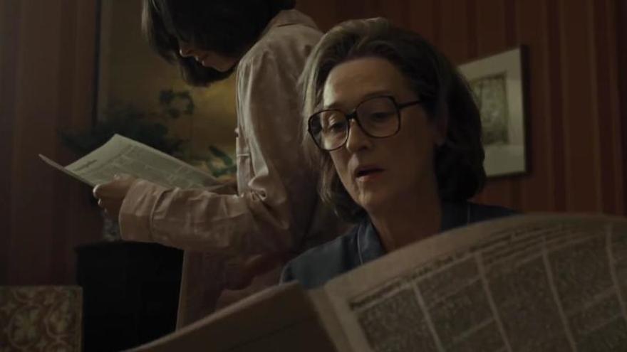 Las 17 veces que Meryl Streep se quedó clavada en la butaca