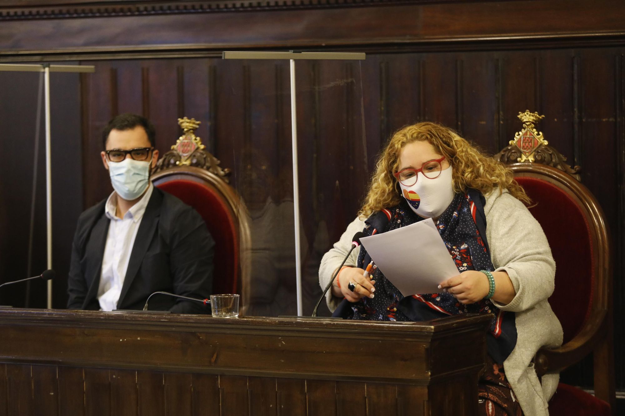 JxCat, el PSC i Cs tomben una moció municipal de Guanyem Girona en contra de l'ampliació del Prat
