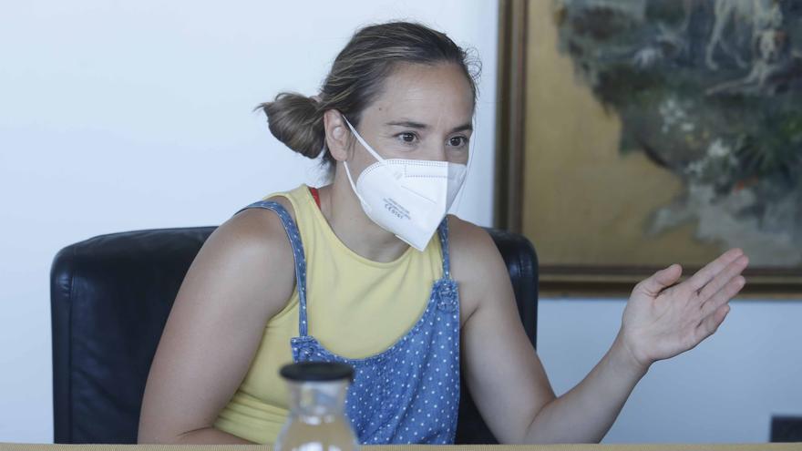 """Laura Gómez: """"A los juegos Olímpicos de Tokio vamos a por todas"""""""