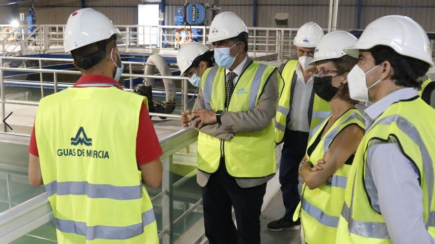 Aguas de Murcia analizará trazas covid tras el incremento de la incidencia