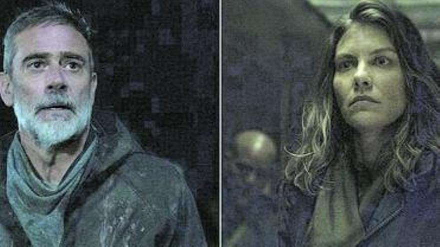 «The Walking Dead» estrena l'onzena i última temporada