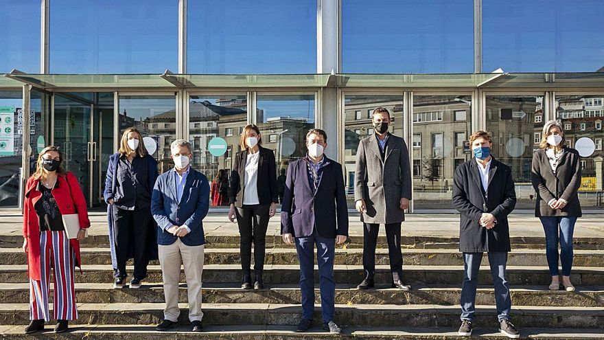 Textil, banca y alimentación impulsarán A Coruña Convention Bureau en FITUR