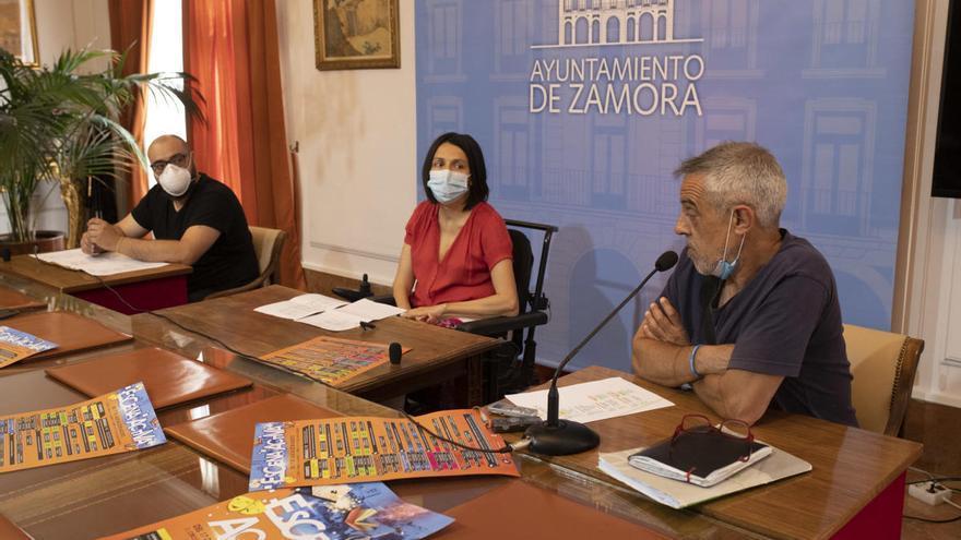 Las artes escénicas reanudan su actividad en Zamora tras el confinamiento con el programa 'Escena Activa'