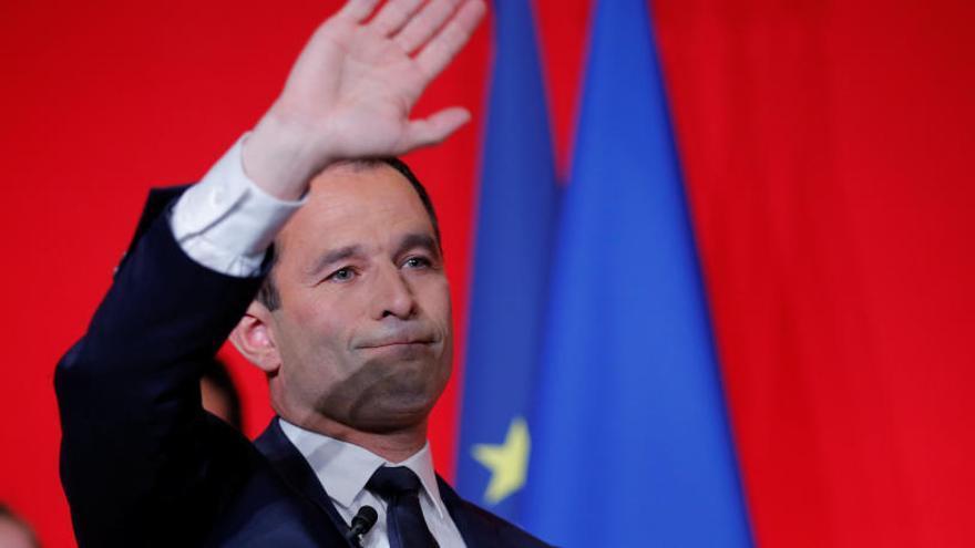 Hamon deja el PS y agrava la crisis del socialismo francés