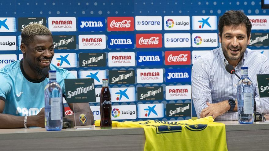 Roig Negueroles analiza las renovaciones de Yéremy Pino, Albiol y Trigueros con el Villarreal