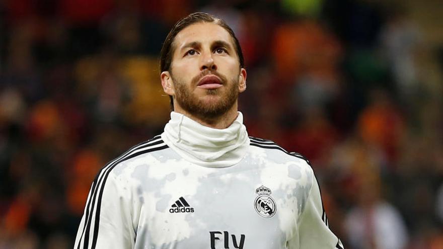 Sergio Ramos jugará en el PSG