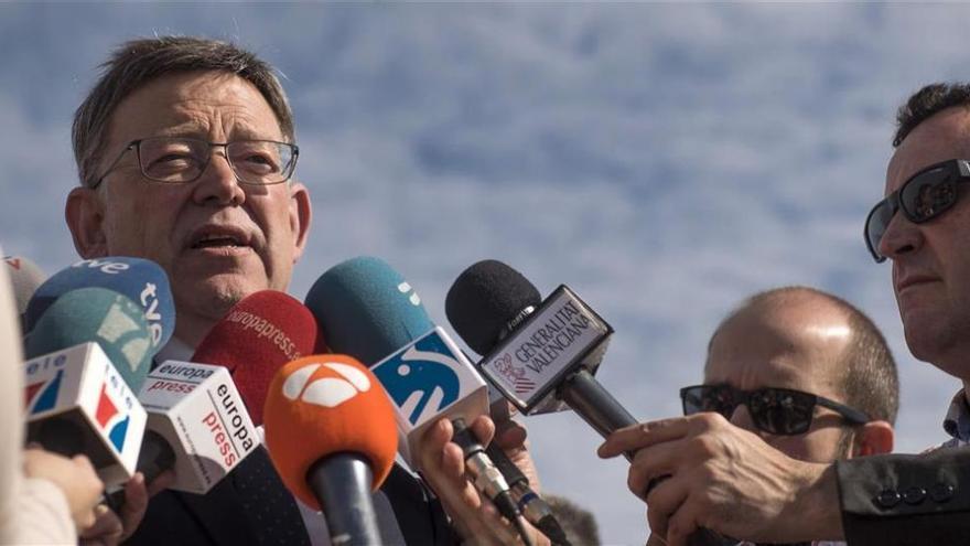 Puig decide no encabezar la lista al congreso federal y preservar la Generalitat del debate interno