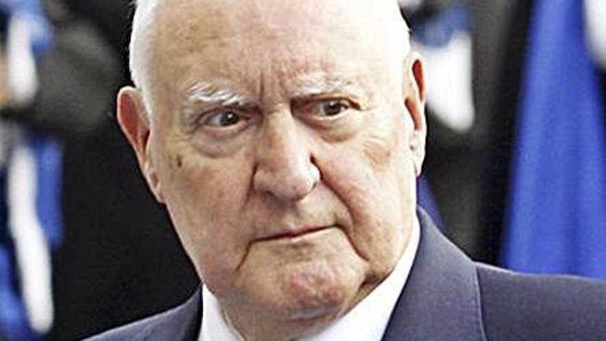 Fallece el hijo adoptivo de Bocairent y  premio Príncipe de  Asturias Joseph Pérez