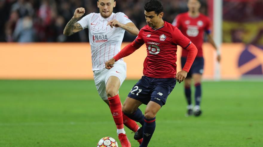 Lille - Sevilla, en directo