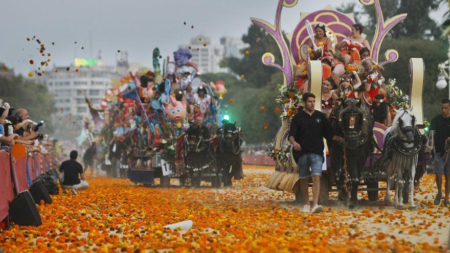 La Fira de Juliol realizará un evento para homenajear a la Batalla de Flores