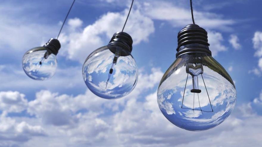 El precio de la luz vuelve a batir récord mañana